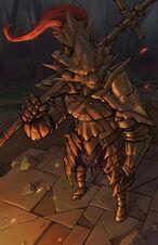 Ornstein Matador de Dragões