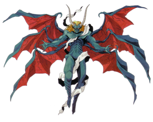 Lucifer Demon SMt