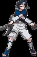 Sasuke Uchiha (Parte I)