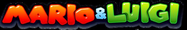 Mario&Luigi logo