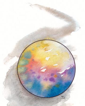 Io Symbol - Dennis Crabapple McClain