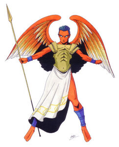 Miguel (Shin Megami Tensei)
