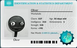 Oliver (Stick RPG)