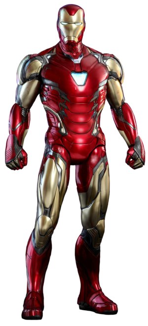 Mark 85 Iron Man