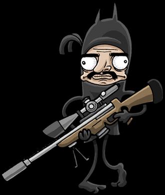 Ninja-negro