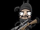 Ninja Negro (Le Ninja)