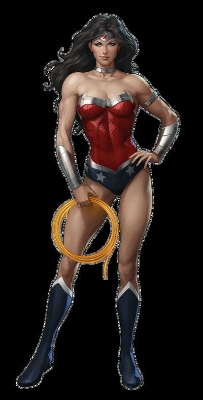 Wonderwoman da by artgerm-d8dps0o