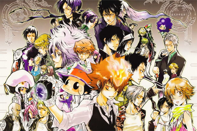 Big-poster-anime-katekyo-hitman-reborn-lo20-90x60-cm-poster