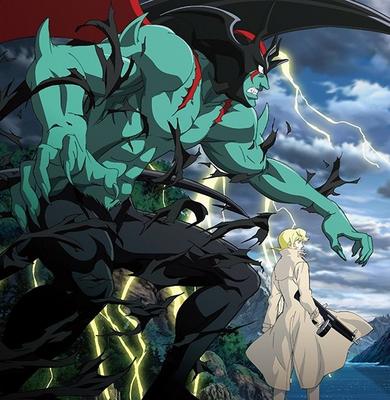 Devilman-Cyborg 009 vs Devilman