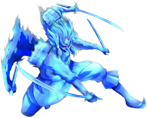 Madara's Perfect Susanoo render