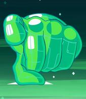 Nave Mão (Steven Universo)