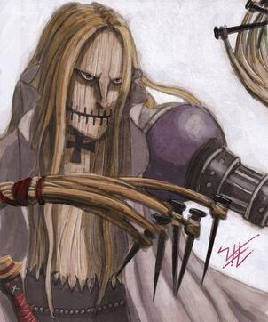 Scarecrow by wyv1