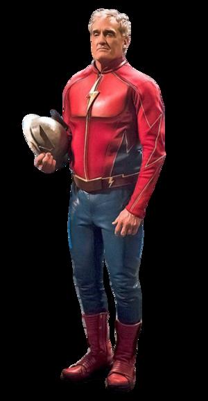 Jay Garrick CW