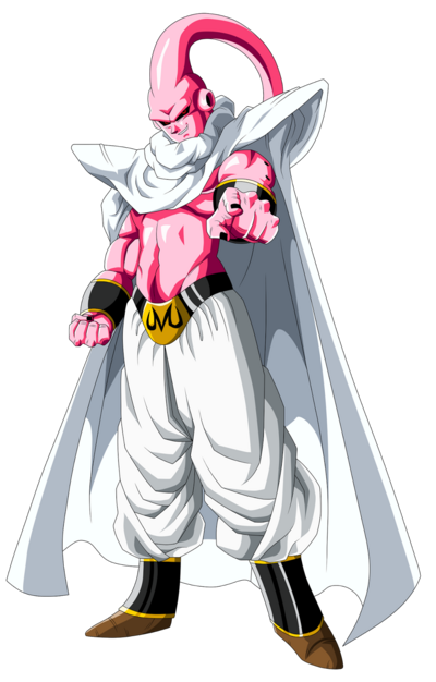 Super Buu Piccolo Goten y Trunks