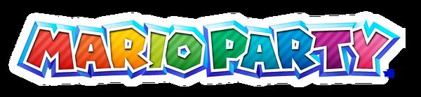 MarioParty logo