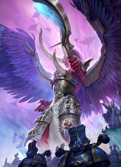 Daemon Prince Magnus