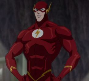 Barry Allen (UFADC)