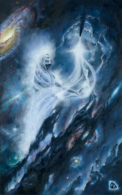 Varda of the stars by kiprasmussen-d8sww7n