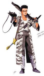 Herói do Caos (Shin Megami Tensei)