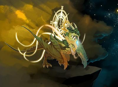 Eternal Dragon of Time (Merged)
