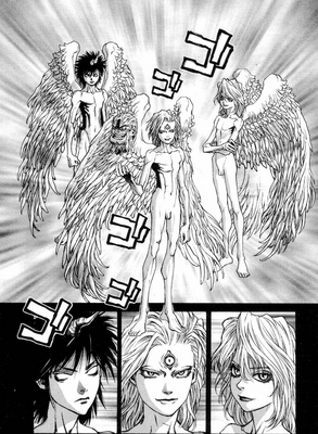 3 Anjos - Zennon