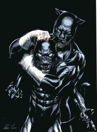 Pantera (DC Comics)