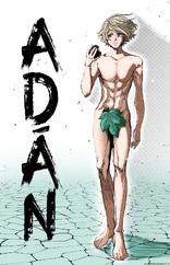 Adão (Shuumatsu no Valkyrie)