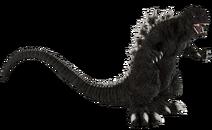 GMK Godzilla render