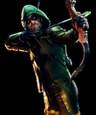 Green Arrow Season 8