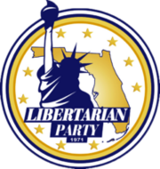 Libertarian Party of Florida Logo