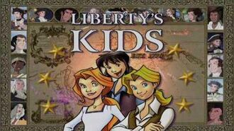 Liberty`s Kids Opening Theme Song