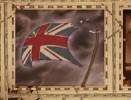 Britsh Flag Dramatic Pause