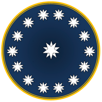 Earth Confederation Wappen