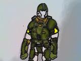 Servo Combat Suit