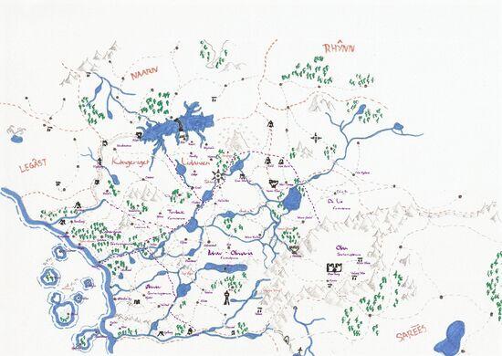 Kongeriget Lidanien