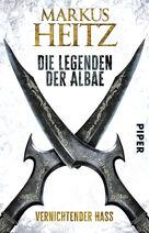 Die Legenden der Albae - Vernichtender Hass (1)