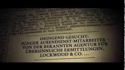 """Lockwood & Co - Die seufzende Wendeltreppe"" von Jonathan Stroud (cbj)-0"