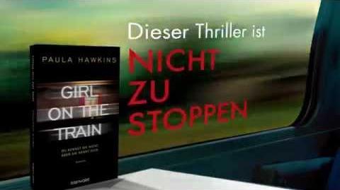 """Buchtrailer zu """"Girl on the Train"""" von Paula Hawkins - Blanvalet"""