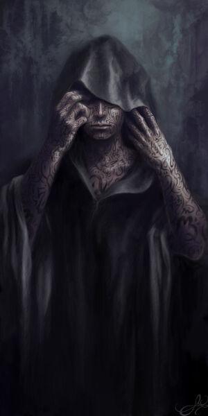 The Painted Man-Lauren Cannon
