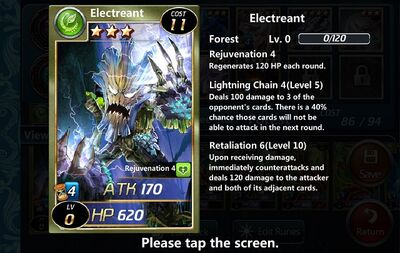 Electreant
