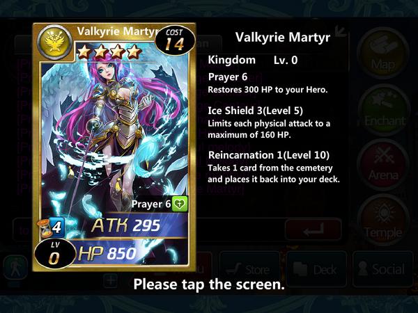 Valkyrie Martyr 0
