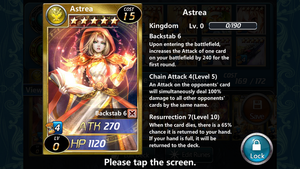 Astrea 0