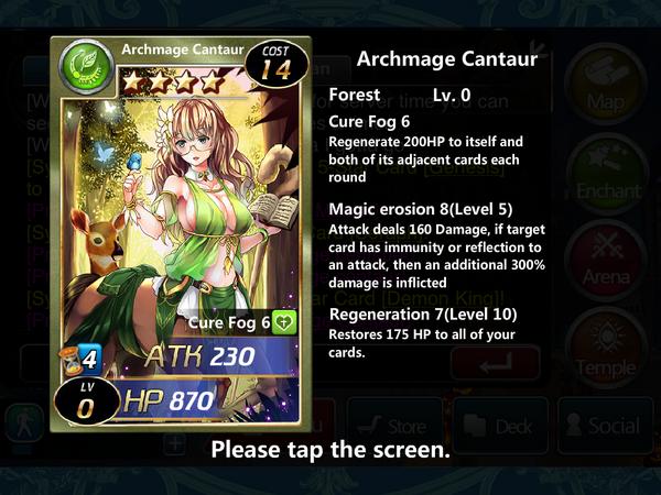 Archmage Centaur 0
