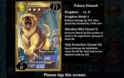 Palace Hound