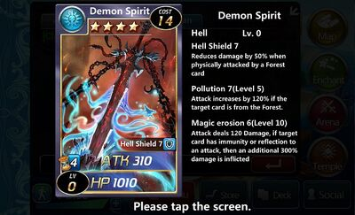 Demon Spirit