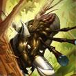 Tusked Beetle