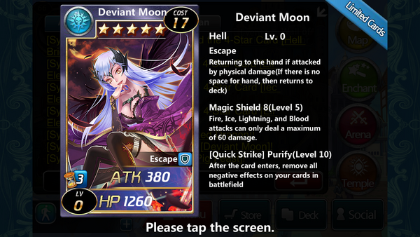 Deviant Moon 0