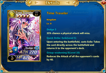 Time-Traveler