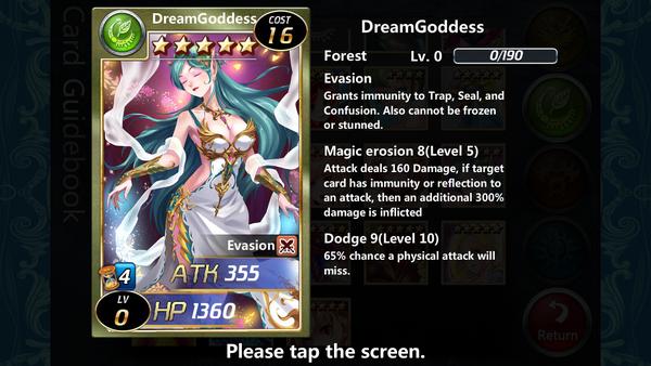 Dream Goddess 0