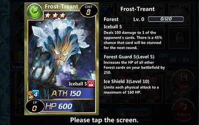 Frost Treant